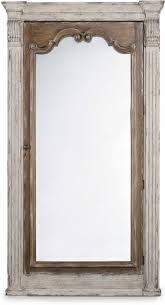 furniture clet floor mirror w jewelry armoire storage 5351 50003