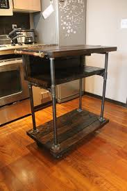 plain industrial diy kitchen cart awesome diy rolling island regarding 25 pateohotelcom industrial kitchen cart diy diy small cart utility with industrial
