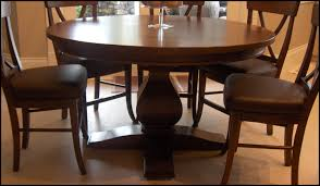 wood round dining table freedom to in solid prepare 5