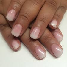 Nail Designs For Short Nails French Tip French Manicure For Short Nails Popsugar Beauty