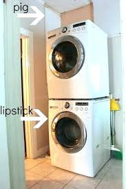stackable washing machine. Stacked Washer Dryer Lg New How To Stack A And Ed With Regard 6 Maytag Stackable Used Washing Machine E