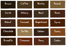 Indian Skin Complexion Chart Our Favourite 12 Brown Hair Color Shades For Indian Skin Tones