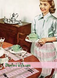 the great table manners of the good stepford wife