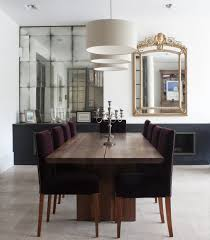 Stunning Dining Room Mirror Wall Pictures Home Design Ideas