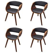 set of 4 dining chairs. Picture 6 Of Set 4 Dining Chairs C