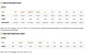 511 Tdu Pants Size Chart 5 11 Tactical Mens Taclite 1st Responder Ems Emt Uniform Work Pants Style 74363