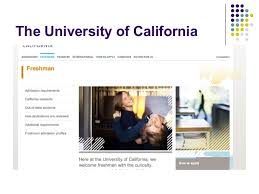 tell your personal story advice for university of ca applicatio  the university of california