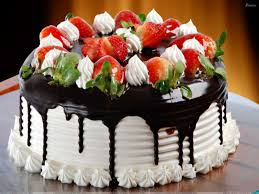 Chocolate Birthday Cakes Hd Wallpaper Background Images