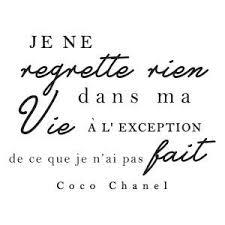 Coco Chanel Spruche Franzosisch