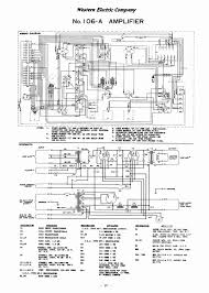 western electric schematics for 106 audiokarma home audio stereo the following link has the we 106 a schematic layout wiring and parts list
