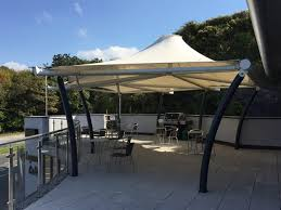 exterior fabric structures canopies