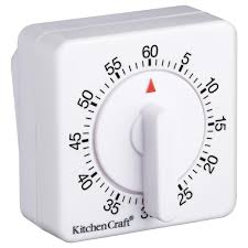 Ikea Ordning Kitchen Timer Fackelmann Stainless Steel Cylinder Form Minute Timer Silver 25