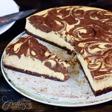 chocolate marble cheesecake. Fine Marble Marbled Chocolate Pumpkin Cheesecake1 To Marble Cheesecake S
