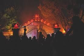 halloween lighting effects machine. Halloween Outside Lights Idea 2017 Lighting Effects Machine C