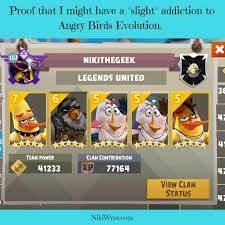 Angry Birds Evolution Review: My Mobile Game Birdie Addiction - Niki Wyre