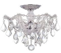 ornate chandelier semi flush mount crystal chandelier ornate home design ideas coastal chandeliers french rattan retro