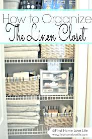 bathroom closet organization ideas. Plain Bathroom Bathroom Closet Organization Linen And Pharmacy Small   For Bathroom Closet Organization Ideas W