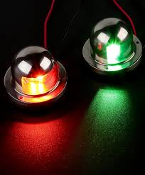 Yacht Engine Room Lights What Type Of Boat Requires Led Marine Navigation Lights