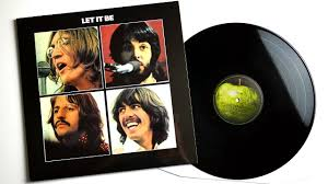 The Beatles - Let It Be - The Beatles Vinyl Collection Unboxing - YouTube