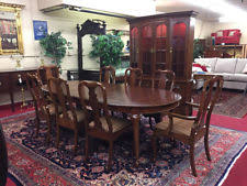 pennsylvania house cherry dining room table and 8 chairs delivery available