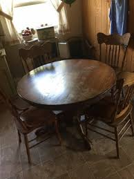 antique table and four chairs for in encinitas ca