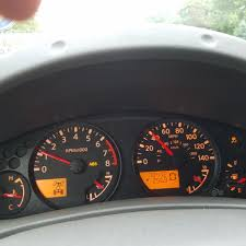 Slip Light On Nissan Traction Control Abs Issue All Lights On Nissan