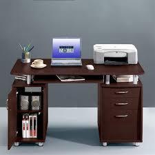 Techni Mobili RTA-4985-CH36 Complete Computer Desk in Chocolate