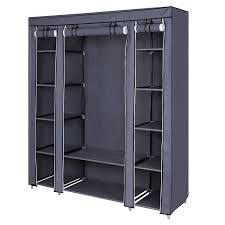 Portable Closet Rod Shop Amazoncom Clothing Amp Closet Storage