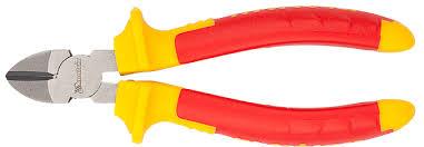 "<b>Бокорезы Matrix</b> ""<b>Insulated</b>"", двухкомпонентные рукоятки, 160 мм"