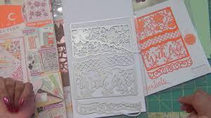Tonic Studios Design Collection Magazine Tonic Studio Card Magazine Collection Issue 5 Unboxing