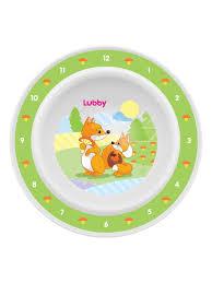 """Тарелка """"Весёлые животные"""" <b>LUBBY</b>! 12443654 в интернет ..."""