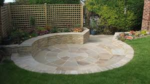 Small Picture garden design garden design with budding ideas walled patio