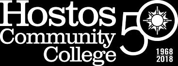 hostos 50th anniversary logo