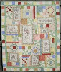 Embroidery Quilt Patterns