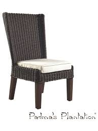 padma s plantation terrace outdoor dining chair outdoor dining chairs