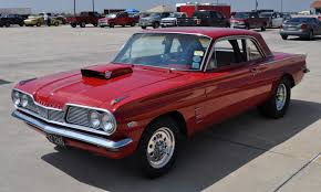 1962 Pontiac Tempest Psn 2010 Race
