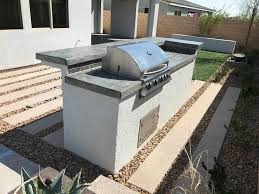 Pouring concrete counter tops Kitchen Countertops Poured Concrete Countertop With Heavy Stucco Texture Bbq Concepts Poured Concrete Countertop With Heavy Stucco Texture Bbq Concepts