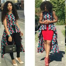 Best Kitenge Dress Designs Kitenge Top Long Tail Latest African Fashion Dresses