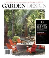 garden design magazine. The Cover Of Garden Design Magazine For Summer 2015. A