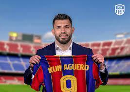 عاجل.. برشلونة الإسباني يتعاقد مع أغويرو حتى 2023 : صحافة الجديد رياضة