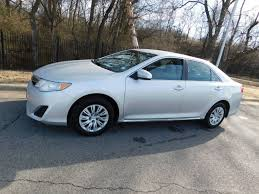 2012 Used Toyota Camry 4dr Sedan I4 Automatic LE at Honda of ...