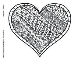 Free coloring pages to download and print. Heart Coloring Pages For Valentine S Day Print Or Color Online