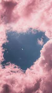 Aesthetic Pink Cloud Wallpapers - Top ...