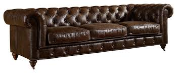 leather chesterfield chair. Leather Chesterfield Sofa, Dark Brown Chair A