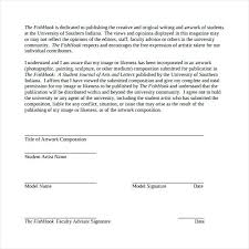 Model Release Form Standard For Photographers Photography Free Photo ...