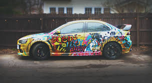 why you should give your car a ty paint job gizmodo australia