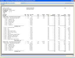 What Is A Bill Of Materials Custom Bills Of Material Report For Sage 300 Erp 2012 Sage