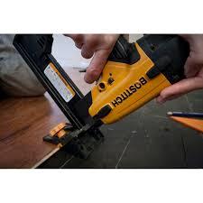 bostitch ehf1838k engineered hardwood flooring stapler with adjule