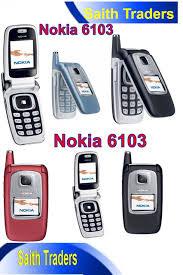 Nokia 6103 Unlocked Mobile Phone ...