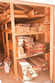 lumber storage ideas | Need some ideas for an outdoor lumber storage